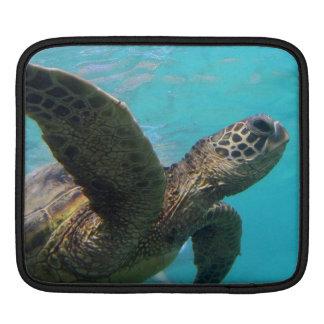 Hanauma Bay Hawaii Turtle Sleeve For iPads