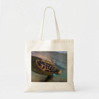 Hanauma Bay Hawaii Turtle Tote Bag