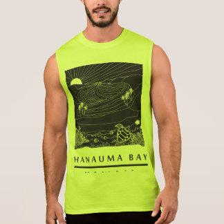 Hanauma Bay Hawaii Turtle Sleeveless Shirt