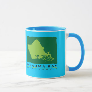 Hanauma Bay Hawaii Turtles Mug