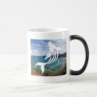 Hanauma Bay Hawaii Whale Magic Mug