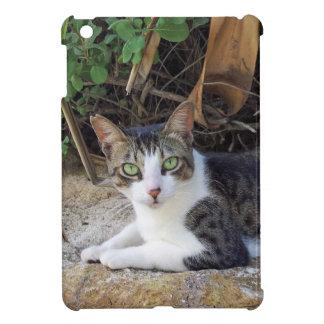 Hanauma Bay Hawaii Wild Cat iPad Mini Cover