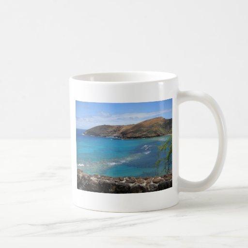 Hanauma Bay Hills Coffee Mug