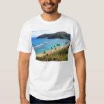 Hanauma Bay, Honolulu, Oahu, Hawaii View Shirt