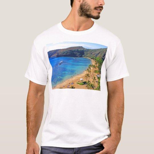 Hanauma Bay, Honolulu, Oahu, Hawaii View T-Shirt