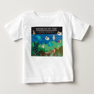 Hanauma Bay Oahu Hawaii Baby T-Shirt