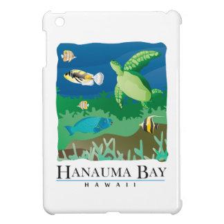 Hanauma Bay Oahu Hawaii iPad Mini Cases