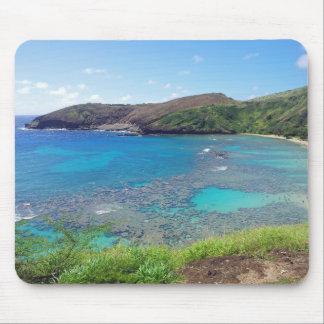 Hanauma Bay Oahu Hawaii Mouse Pads