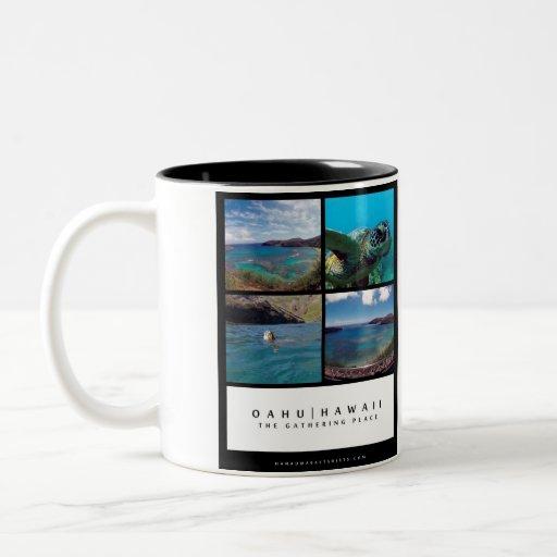 Hanauma Bay - Oahu Hawaii Mug