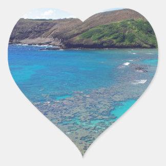 Hanauma Bay Oahu Hawaii Sticker