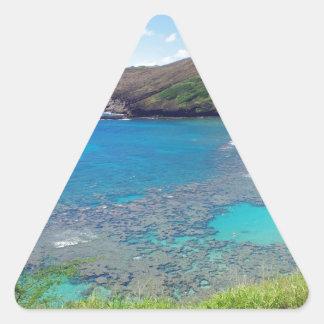 Hanauma Bay Oahu Hawaii Stickers