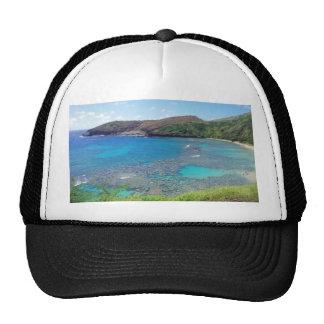 Hanauma Bay Oahu Hawaii Trucker Hat
