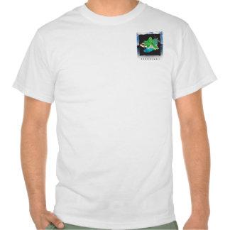Hanauma Bay Oahu Island Turtle Tee Shirt