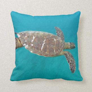 Hanauma Bay Oahu Turtle Pillows