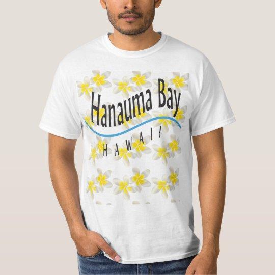 Hanauma Bay Plumeria Shirt
