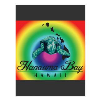 Hanauma Bay Turtle Postcards