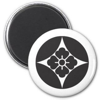 hanawachigai-izumo-gengi-clans 2 inch round magnet