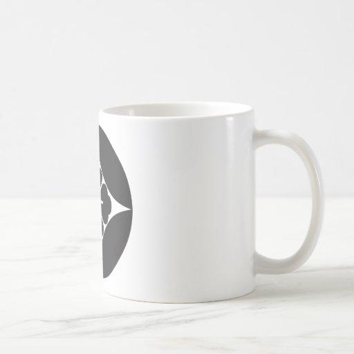 hanawachigai-izumo-gengi-clans classic white coffee mug