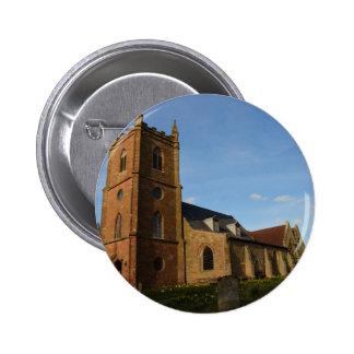 Hanbury Church Button