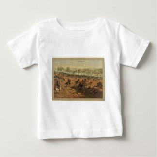 Hancock at Gettysburg by Thure de Thulstrup Baby T-Shirt