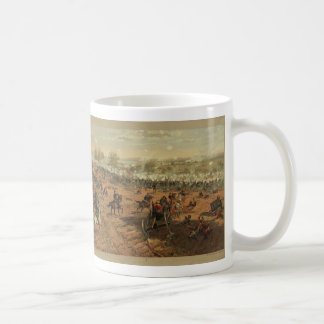 Hancock at Gettysburg by Thure de Thulstrup Coffee Mug