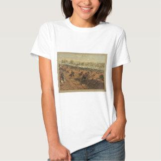 Hancock at Gettysburg by Thure de Thulstrup T-shirt