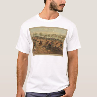 Hancock at Gettysburg by Thure de Thulstrup T-Shirt