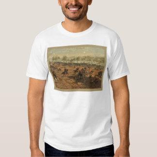 Hancock at Gettysburg by Thure de Thulstrup T-shirts