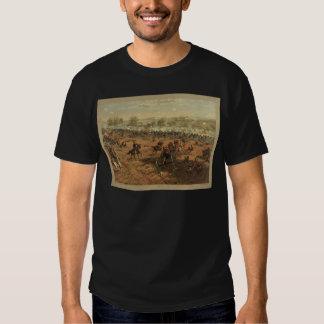 Hancock at Gettysburg by Thure de Thulstrup Tee Shirt