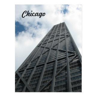 Hancock Building - Chicago Postcard