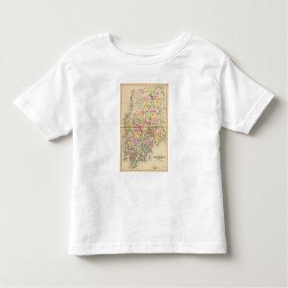 Hancock Co, Maine Toddler T-shirt