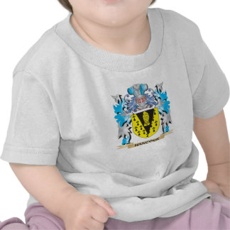 Hancock Coat of Arms - Family Crest T Shirt