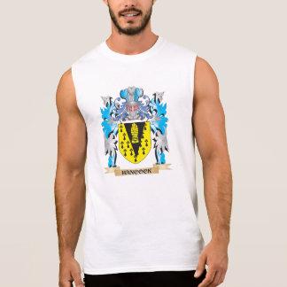Hancock Coat of Arms - Family Crest Sleeveless T-shirt