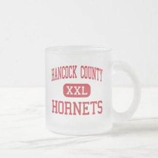 Hancock County - Hornets - High - Lewisport Coffee Mug