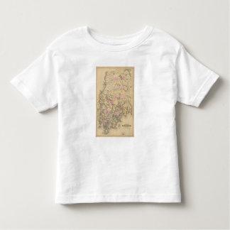 Hancock County, Maine Toddler T-shirt