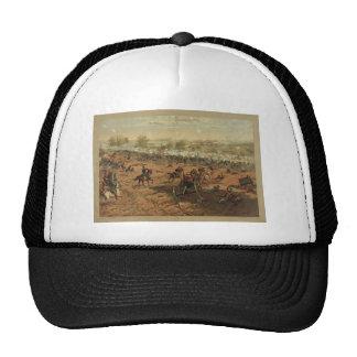 Hancock en Gettysburg de Thure de Thulstrup Gorras