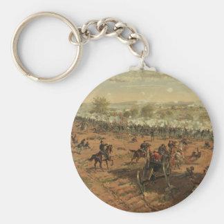 Hancock en Gettysburg de Thure de Thulstrup Llavero Personalizado