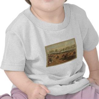 Hancock en Gettysburg de Thure de Thulstrup Camisetas