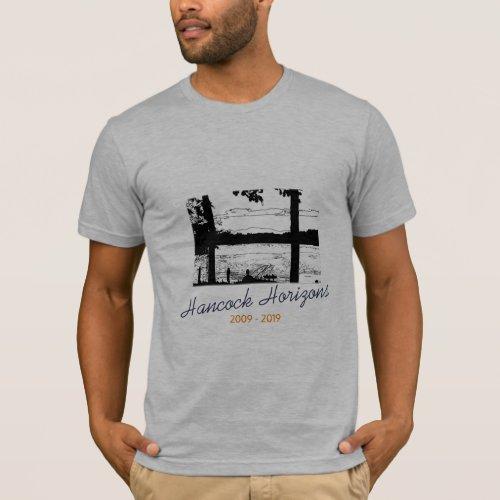 Hancock Horizons 2019 T_Shirt
