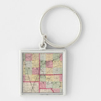 Hancock, McDonough, Schuyler counties Key Chain