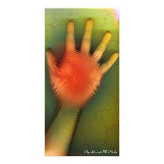 Hand 1 Photo Card