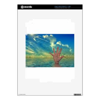 hand-792 skin para el iPad 2
