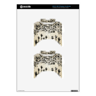 Hand a science xbox 360 controller skin