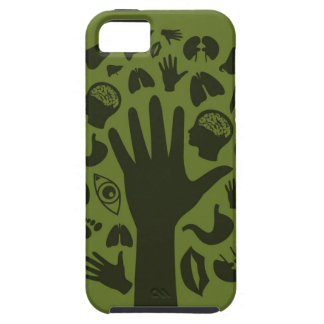 Hand a tree3 iPhone SE/5/5s case