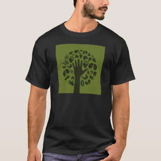 Hand a tree3 T-Shirt