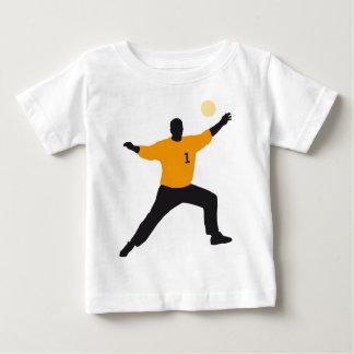 hand ball goal more keeper baby T-Shirt
