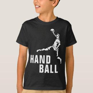 hand ball more player T-Shirt