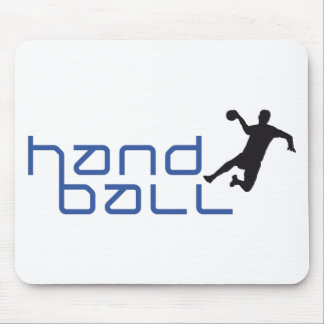 hand ball mouse pad