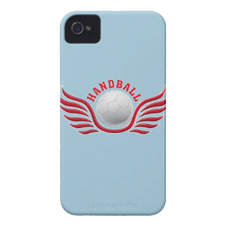 hand ball wings iPhone 4 Case-Mate case