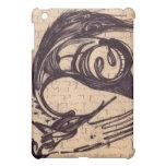 Hand - Bird 1909 letter iPad Mini Cases